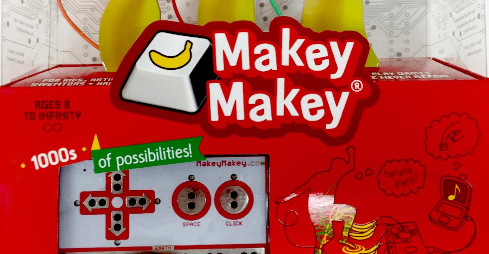 Makey Makeyと連動した、Scratch(スクラッチ)プログラムの説明動画-1/2