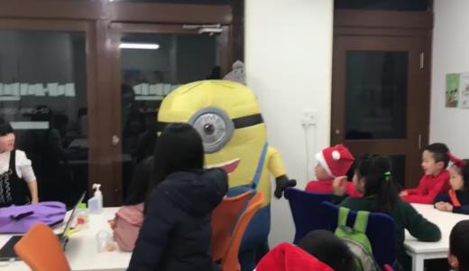 KIDSPROクリスマスパーティー2018