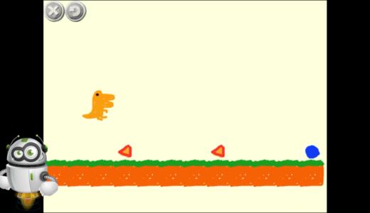 Viscuit(ビスケット)によるプラットフォームゲームの作り方説明動画