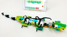 KIDSPROスクール生のレゴWeDo作品紹介